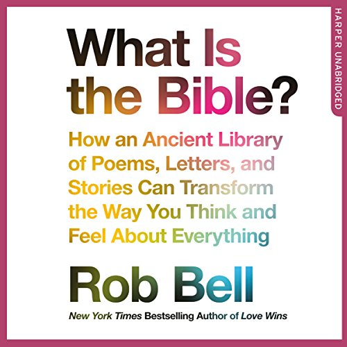 What Is the Bible? cover art