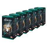 K-Fee Espresto Espresso Passionato, Kaffee, Arabica, Intensität 7, 6er Pack, 6 x 16 Kapseln