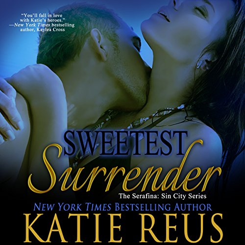 Sweetest Surrender audiobook cover art