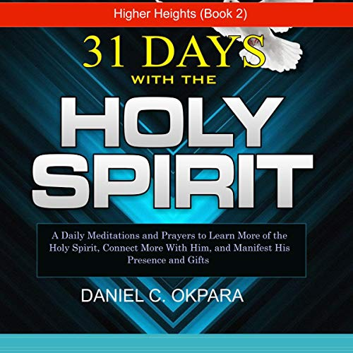 31 Days with the Holy Spirit audiobook cover art