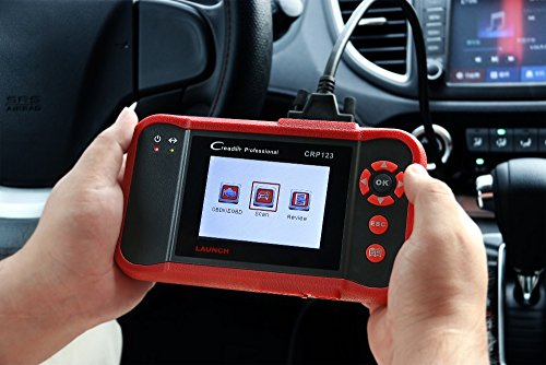 New Creader CRP123 obd2/eobd code reader scanner Engine ABS SRS Transmission Car Diagnostic Tool Pow...