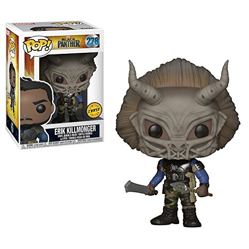 Funko Pop 278 - Erik Killmonger CHASE EDITION - Black Panther