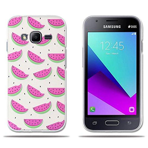 fubaoda, Funda Samsung Galaxy J1 Mini Prime, [Antipolvo] [Resiste A los Ara?azos] [Protección Goma Funda para Samsung Galaxy J1 Mini Prime (4.0')
