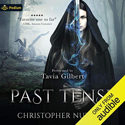 Past Tense Audiobook By Christopher G. Nuttall cover art