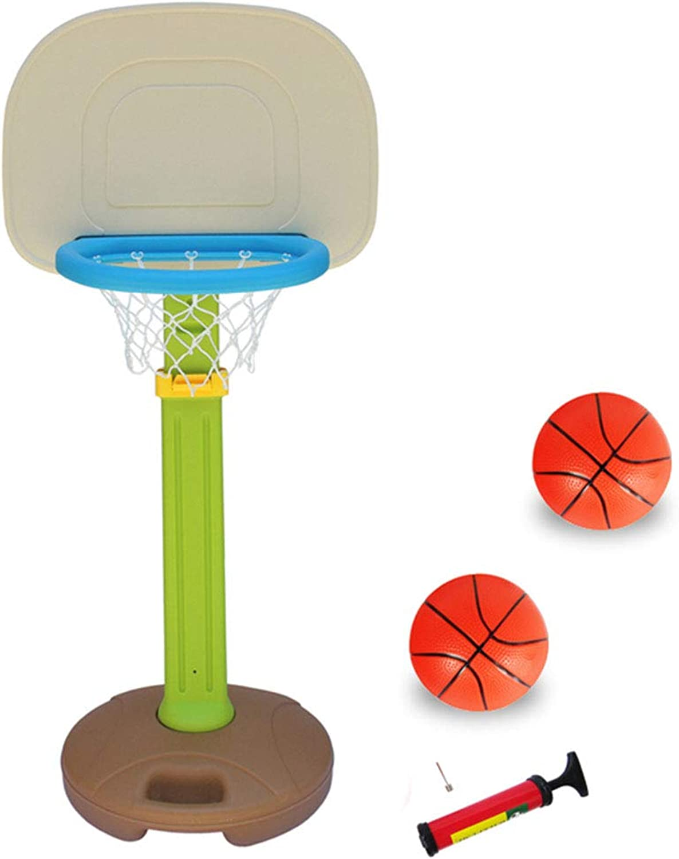 el mas de moda Estante de Baloncesto para Niños El bebé Puede Levantar Levantar Levantar la Cesta Aro de Baloncesto Inicio para Interiores de Juguetes al Aire Libre para Padres y Niños Juguetes Aire Libre y Deportes  ventas al por mayor