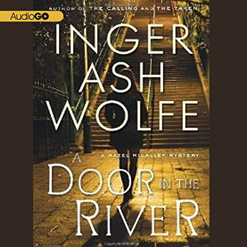 A Door in the River audiobook cover art