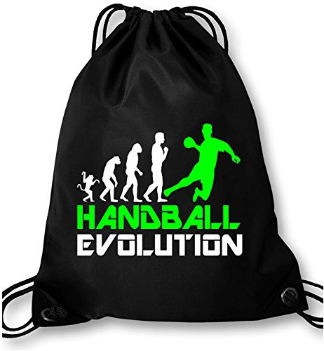 EZYshirt® Handball Evolution Turnbeutel