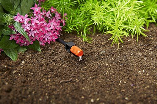 GARDENA Start Set Pflanzreihen M: Micro-Drip-Gartenbewässerungssystem zur schonenden, wassersparenden Bewässerung von Reihenpflanzungen (13011-20) - 4