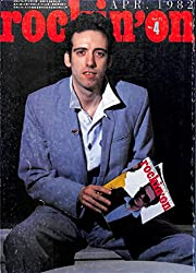rockin'on ロッキング・オン 1982年 4月号