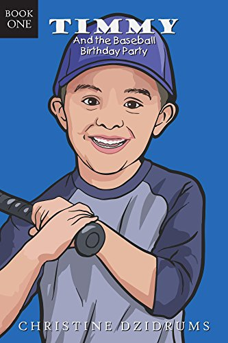 Timmy and the Baseball Birthday Party (English Edition)