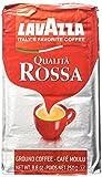 Lavazza Italian 'Qualita Rossa' Ground Espresso (1 case = 20 x 8.8 oz bricks)
