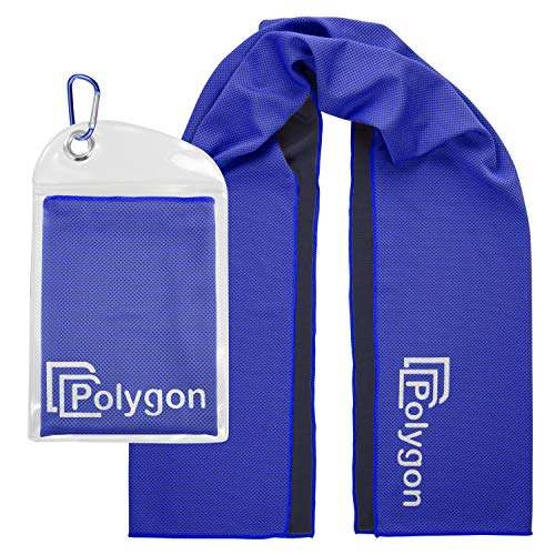 Polygon Cooling Towel
