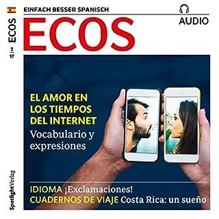 ECOS audio - El amor en los tiempos del internet. 2/2017 Titelbild