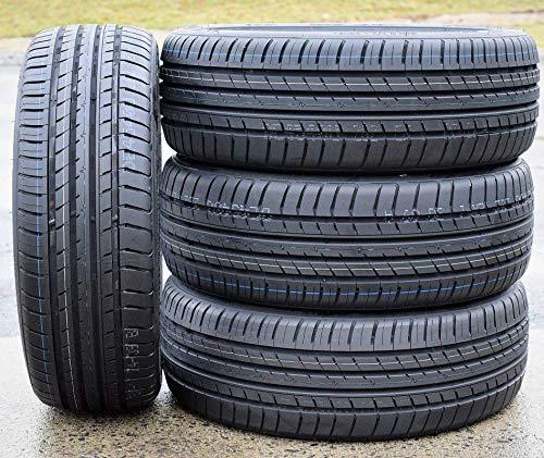 Set of 4 (FOUR) Cosmo MuchoMacho Ultra-All-Season High Performance Radial Tires-245/45ZR19 102Y XL