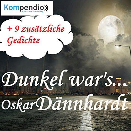 Dunkel war's... Titelbild