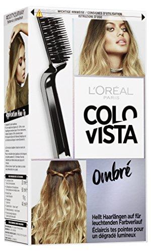 L'Oréal Paris Colovista Bleach Kit Ombré, für den angesagten Ombré-Look, mit schonender Anti-Haarbruch-Formel, #DOITYOURWAY