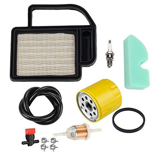 OxoxO 20 083 02-S Air Filter Tune Up Kit Oil Filter Spark Plug for Kohler...