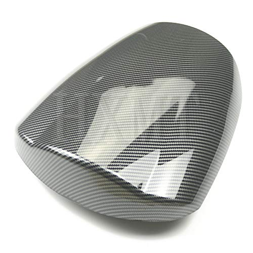 for Kawasaki Ninja ZX9R ZX-9R 1998 1999 2000 2001 Motorcycle Pillion Rear Seat Cover Cowl Solo (Carbon)