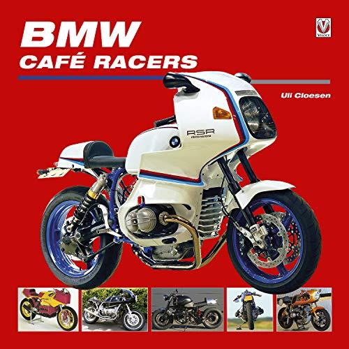 BMW Café Racers (English Edition)