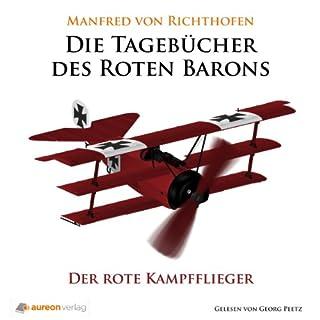 Der rote Kampfflieger Titelbild