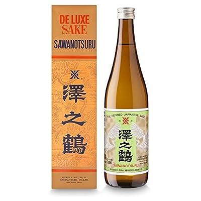 Sawanotsuru Deluxe Sake 720ml