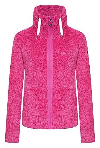 Icepeak Damen Trico Jacket Karmen, Hot Pink, 40