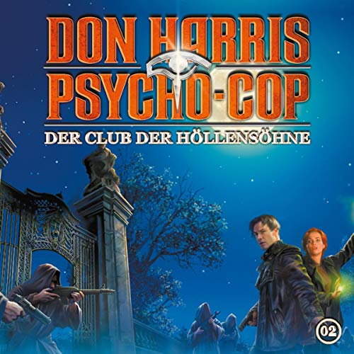 Der Club der Höllensöhne Titelbild