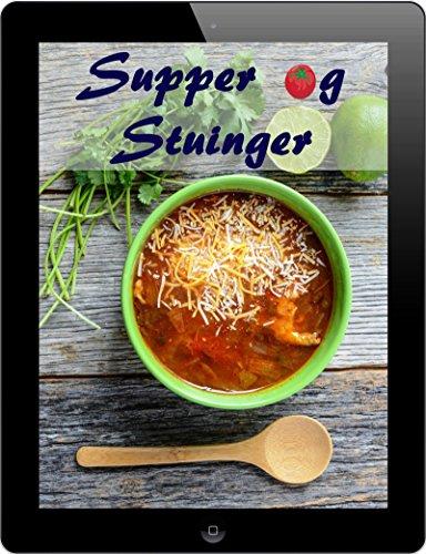 Supper og Stuinger: 200 oppskrifter på fint fra Waterkant (Supper og Lapskaus Kjøkken) (Norwegian Edition)