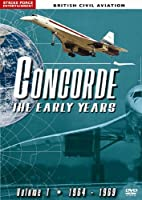 Concorde: Early Years 1964-69 [DVD] [Import]