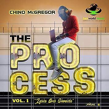 The Process - EP Vol. 1 (Lyrics Over Gimmicks)