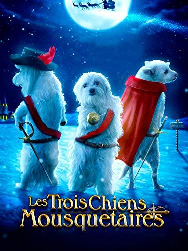 Les 3 chiens Mousquetaires