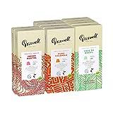 Granell Cafes-1940 Granell - Pack Orígenes | 4 X 10 Cápsulas Espresso Café Do Brasil, 4 X 10 Espresso Rico Colombia Y 2 X 10 Espresso Indian Mantra 100 Unidades 980 g