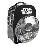 Cerdá 3d Star Wars Zainetto per bambini, 41 cm, Grigio (gris)