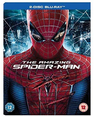The Amazing Spider-Man [Reino Unido] [Blu-ray]