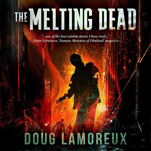 The Melting Dead cover art
