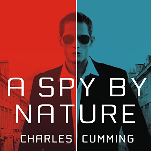 A Spy by Nature audiobook cover art