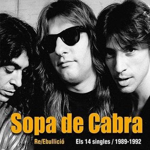 Re/Ebullició: Els 14 Singles/1989-1992