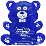 Made especially for kids, it's designed with a fun, teddy bear shape to make their pain a little more bearable Provides instant pain relief to treat fever, bruises, sprains, strains, and helps to manage swelling Each cold therapy pack is latex-free a...