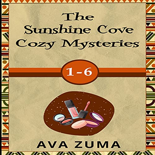 The Sunshine Cove Cozy Mystery Series: Books 1-6 cover art