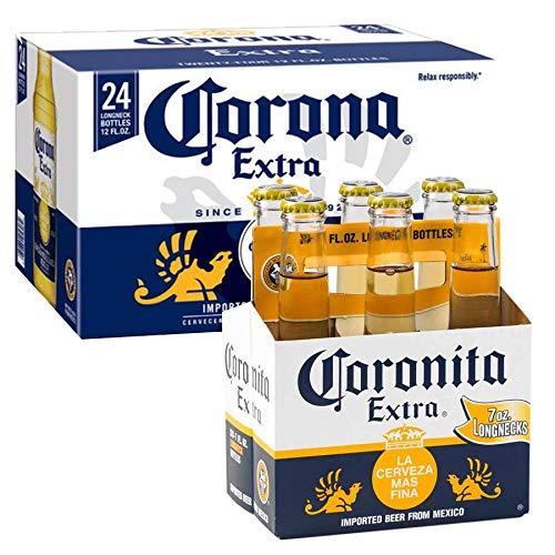Bier Corona 24x35,5cl (Box 24 Flaschen)