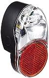Büchel Rücklicht LED Fire, StVZO zugelassen, mit Standlicht, schwarz, 50094