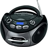 AEG SR 4366 Stereo-Kassetten-Radio mit CD