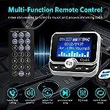 Zoom IMG-1 trasmettitore fm bluetooth auto clydek