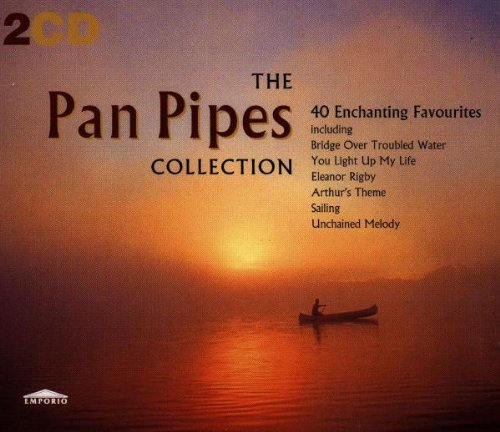 The Pan Pipes Collection-Dcd