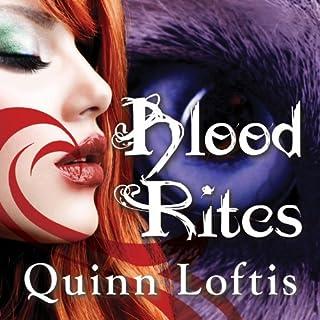 Blood Rites audiobook cover art