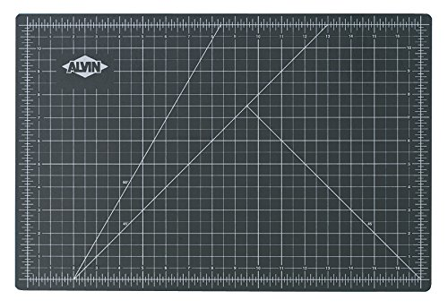 Alvin GBM Series Green/Black Professional Self-Healing Cutting Mat 24 x 36