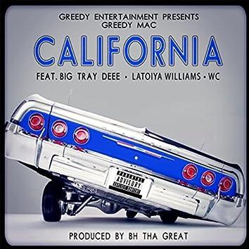 California (feat. Latoiya Williams, Big Tray Deee & WC)