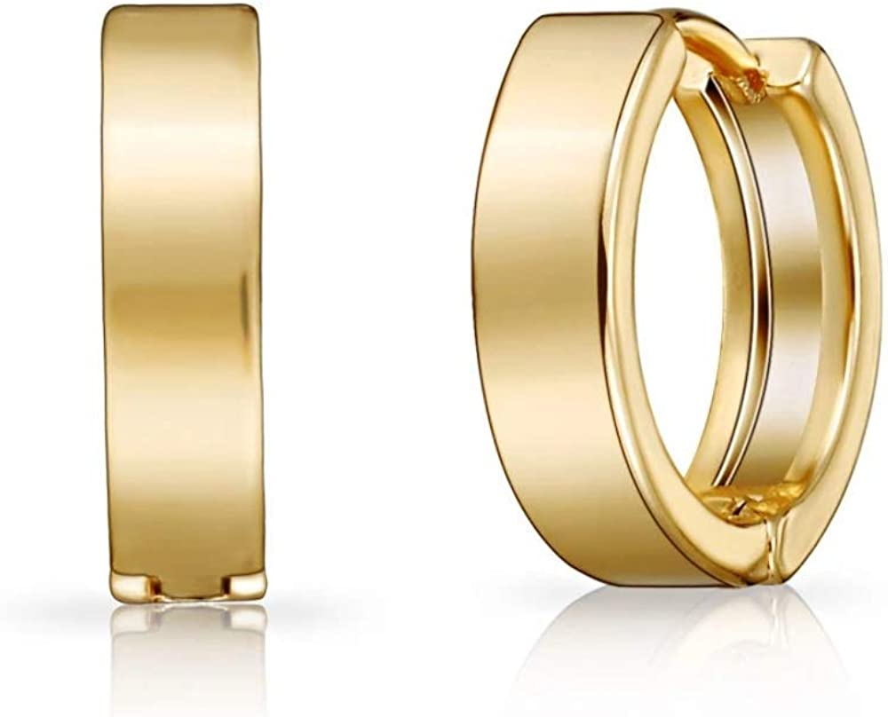 Gold Huggie OFFicial site Earrings Ranking TOP11