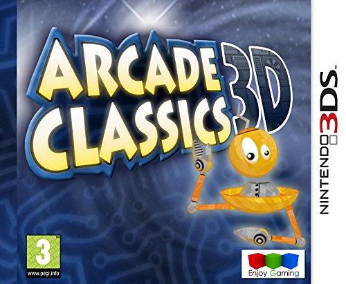 3DS - Arcade Classics 3D
