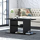 Product Dimensions: Length (90 cm), Width (45 cm), Height (45 cm) Primary Material: Wood Color: Black Assembly Required: The product requires basic assembly and comes with assembly instructions Warranty: NA